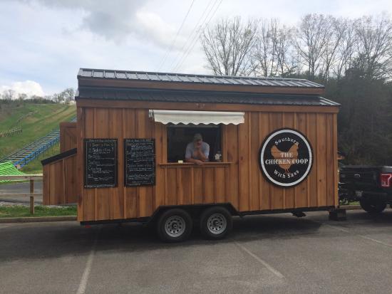 Chicken Coop Food Truck Rhythm N Blooms Fest Rhythm N Blooms Fest